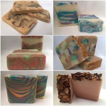 handmade natural bespoke soap peterborough