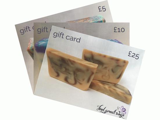 artisan all-natural handmade Gift cards gift cards peterborough