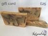 twenty five pounds nourishing moisturising Gift cards gift card peterborough
