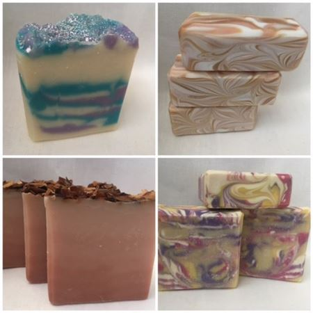 nourishing restorative soothing calming relaxing soaps peterborough uk