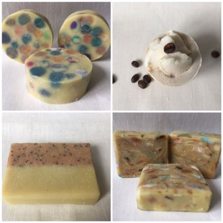 revitalising energising exfoliating uplifting cheerful soaps peterborough uk