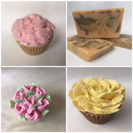 luxurious surprising indulgent sumptuous decadent nourishing collectable soaps peterborough uk