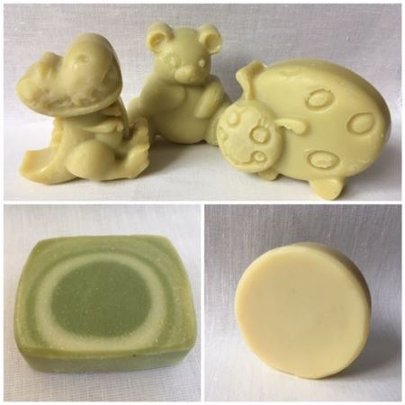 ultra-mild gentlest sensitive skin new baby eczema-prone supporting loving kind soaps peterborough uk