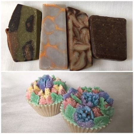 seasonal holiday-themed gift present celebration limited edition fun soaps peterborough uk