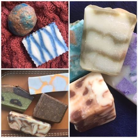 bespoke artisan natural present gift collection bundle soaps peterborough uk
