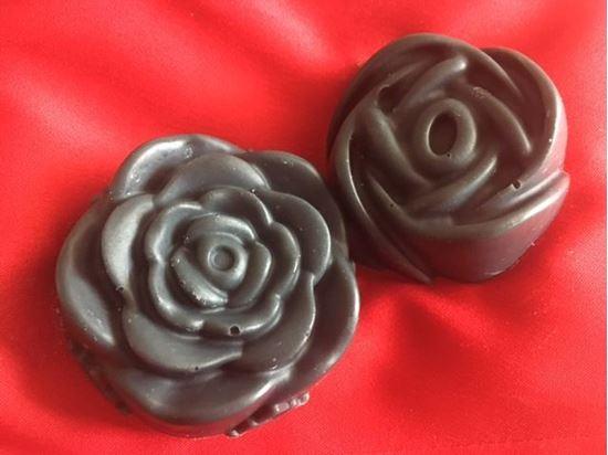 sensual relaxing calming natural artisan black rose soap peterborough uk